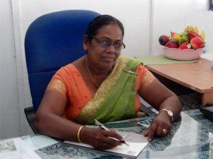 Mrs S. Dammulla - Deputy Principal