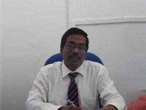 Mr B.C.A Hemantha _Deputy Principal