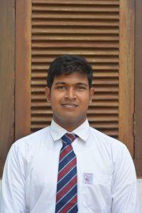Sadeepa Thilskarathna - isla 12, Dis 2 - Bio