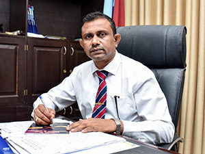 Mr M.W Priyal de Silva - Deputy Principal