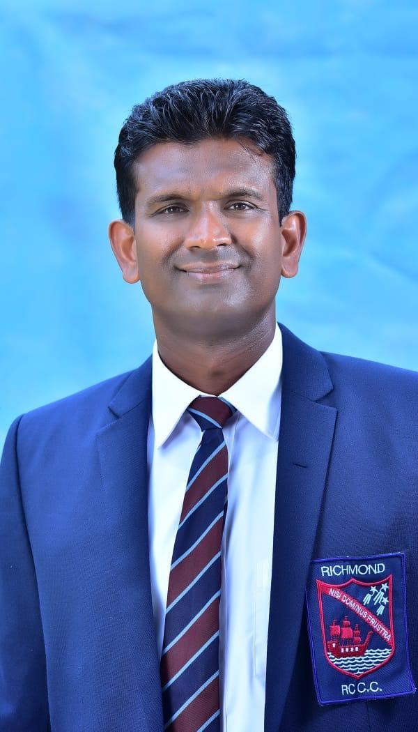 Dhammika Sudarshana (Head Coach)